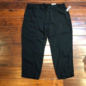 Old Navy Elastic Waist Capri Pants Size XL